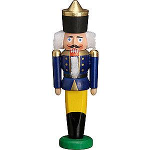 Nussknacker Könige Nussknacker König blau - 9cm