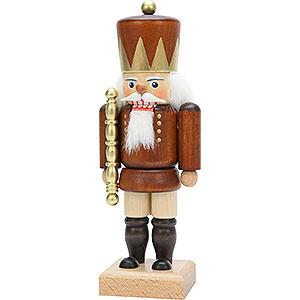 Nussknacker Könige Nussknacker König natur - 25cm