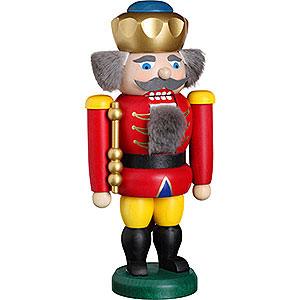 Nussknacker Könige Nussknacker König rot - 20cm