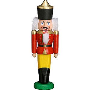 Nussknacker Könige Nussknacker König rot - 9cm