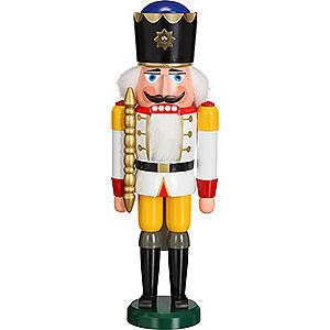 Nussknacker Könige Nussknacker König weiß - 38 cm