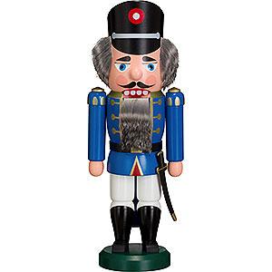 Nussknacker Berufe Nussknacker Polizist blau - 35 cm