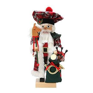 Nussknacker Weihnachtsm�nner Nussknacker Schottischer Santa - 48cm