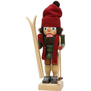 Nussknacker Hobbies Nussknacker Skifahrer - 28,5cm