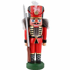 Nussknacker Soldaten Nussknacker Soldat, rot - 22 cm