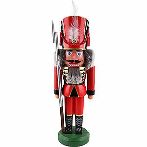 Nussknacker Soldaten Nussknacker Soldat, rot - 38cm