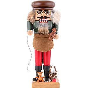 Nussknacker Berufe Nussknacker Teddymacher - 25cm