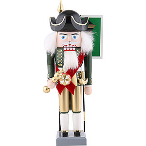 Nutcrackers Famous Persons Nutcracker August the Strong - 30 cm / 12 inch