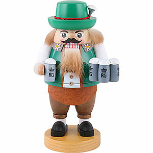 Nutcrackers Misc. Nutcrackers Nutcracker Bavarian Innkeeper - 8 inch - 20 cm