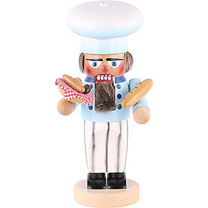 Nutcrackers All Nutcrackers Nutcracker Breadbaker - 30cm / 11,5 inch