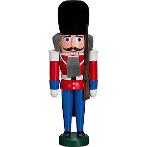 Nutcrackers Soldiers Nutcracker Dane red - 30 cm / 12 inch