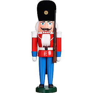 Nutcrackers Soldiers Nutcracker Dane red - 39 cm / 15 inch