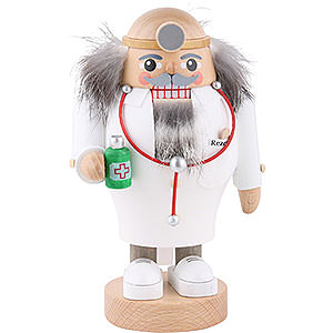 Nutcrackers Professions Nutcracker Doctor - 6 inch - 16 cm