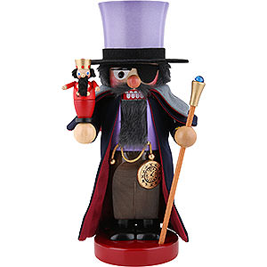Nutcrackers Famous Persons Nutcracker Drosselmeyer - 30cm / 11,5 inch