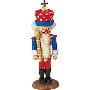 Nutcrackers Kings Nutcracker - Emperor - 13 cm / 5 inch