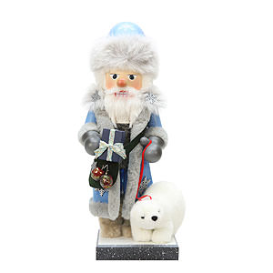 Nutcrackers Santa Claus Nutcracker Father Frost - 46,5 cm / 18 inches