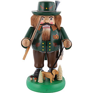 Nutcrackers Professions Nutcracker - Forest Ranger with Dachsdog - 33 cm / 13 inch