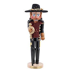 Nutcrackers All Nutcrackers Nutcracker General Custer - 40cm / 16 inch