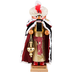 Nutcrackers Famous Persons Nutcracker Holy King Balthasar - 45cm / 18 inch - Limited Edition