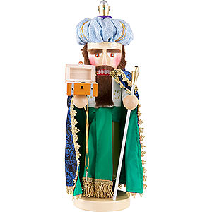 Nutcrackers Famous Persons Nutcracker - Holy King Caspar - 45 cm / 18 inch - Limited Edition