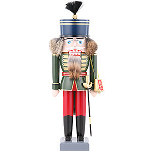 Nutcrackers Soldiers Nutcracker Hungarian Hussar - 29 cm / 11 inch