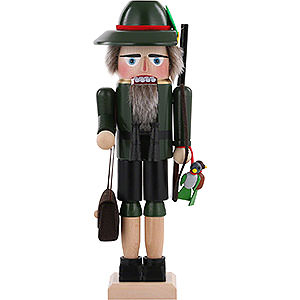 Nutcrackers All Nutcrackers Nutcracker Hunter - 40cm / 16 inch