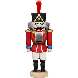 Nutcrackers Soldiers Nutcracker - Hussar Red - 12 cm / 4.7 inch