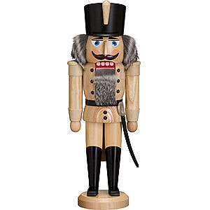 Nutcrackers Soldiers Nutcracker Hussar natural colors - 37 cm / 15 inch