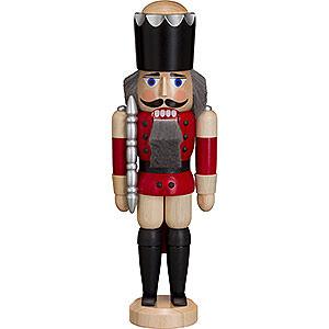 Nutcrackers Kings Nutcracker - King - Ash -  Red - 29 cm / 11 inch