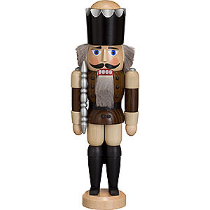 Nutcrackers Kings Nutcracker King - Ash -  braun - 29 cm / 11 inch