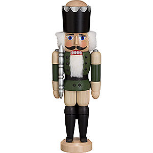 Nutcrackers Kings Nutcracker King - Ash -  green - 29 cm / 11 inch