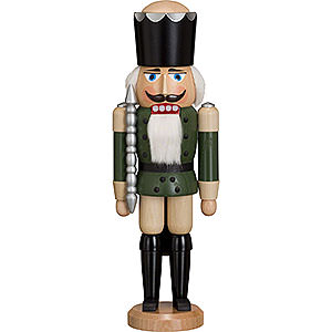 Nutcrackers Kings Nutcracker King - Ash -  green - 38 cm / 15 inch