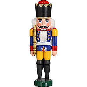 Nutcrackers Kings Nutcracker - King Blue - 29 cm / 11 inch