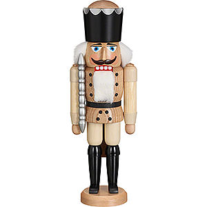 Nutcrackers Kings Nutcracker - King Natural Colors - 38 cm / 15 inch