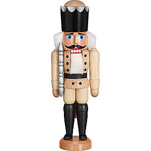 Nutcrackers Kings Nutcracker King natural colors - 29 cm / 11 inch