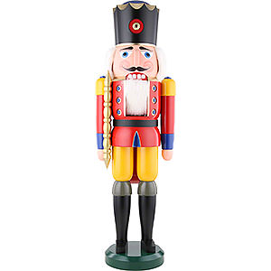 Nutcrackers Kings Nutcracker King red - 100 cm / 39 inch