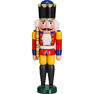 Nutcrackers Kings Nutcracker King red - 29 cm / 11 inch
