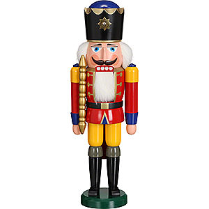 Nutcrackers Kings Nutcracker King red - 38 cm / 15 inch