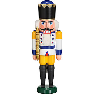 Nutcrackers Kings Nutcracker King white - 29 cm / 11 inch