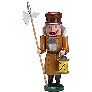 Nutcrackers Professions Nutcracker - Nightwatchman - 38 cm / 15 inch