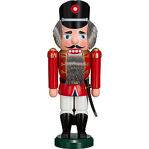 Nutcrackers Professions Nutcracker - Policeman Red - 35 cm / 14 inch