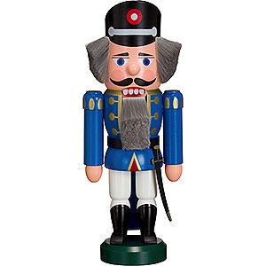 Nutcrackers Professions Nutcracker Policeman blue - 27 cm / 11 inch