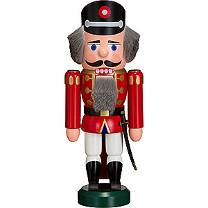 Nutcrackers Professions Nutcracker Policeman red - 27 cm / 11 inch