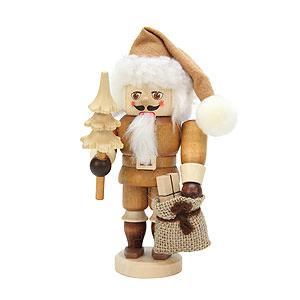 Nutcrackers Santa Claus Nutcracker - Santa Claus Natural Colors - 16,0 cm / 6 inch