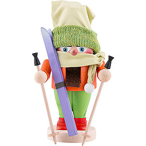 Nutcrackers Hobbies Nutcracker - Skier - 25 cm / 10 inch