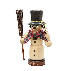 Nutcrackers Misc. Nutcrackers Nutcracker - Snowman Natural Colors - 22,0 cm / 9 inch