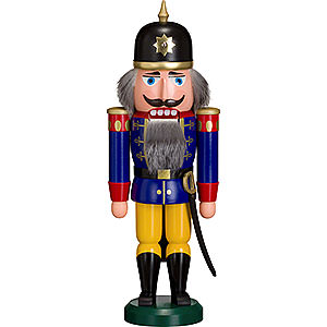 Nutcrackers Soldiers Nutcracker Soldier blue - 36 cm / 14 inch