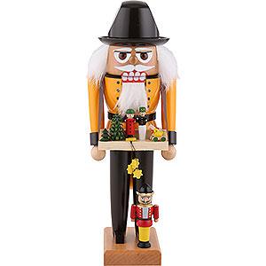 Nutcrackers Professions Nutcracker - Toysalesman - 28 cm / 11 inch