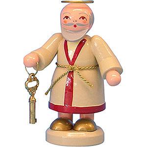 Weihnachtsengel Engel - rote Flügel - klein Petrus - stehend - 6cm