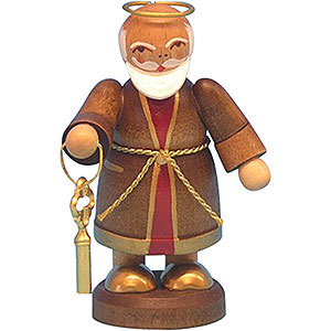 Weihnachtsengel Engel - natur - klein Petrus - stehend - 6cm